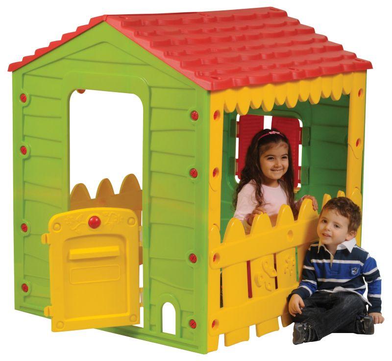 Ogrodowy Plastikowy Domek Dla Dzieci D Image 3 Pictures To Pin On Pinterest