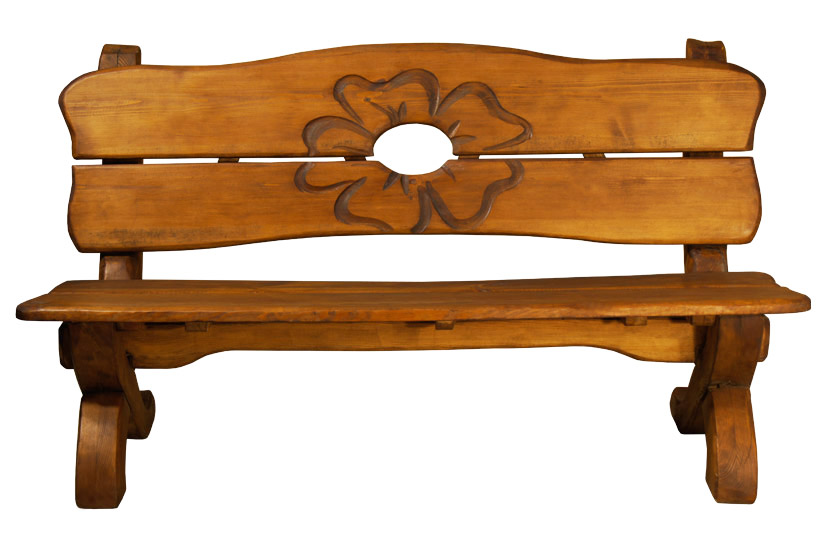 Sklep Nomi Meble Ogrodowe : ławka Drewniana K04 Image 2 Pictures to pin on Pinterest