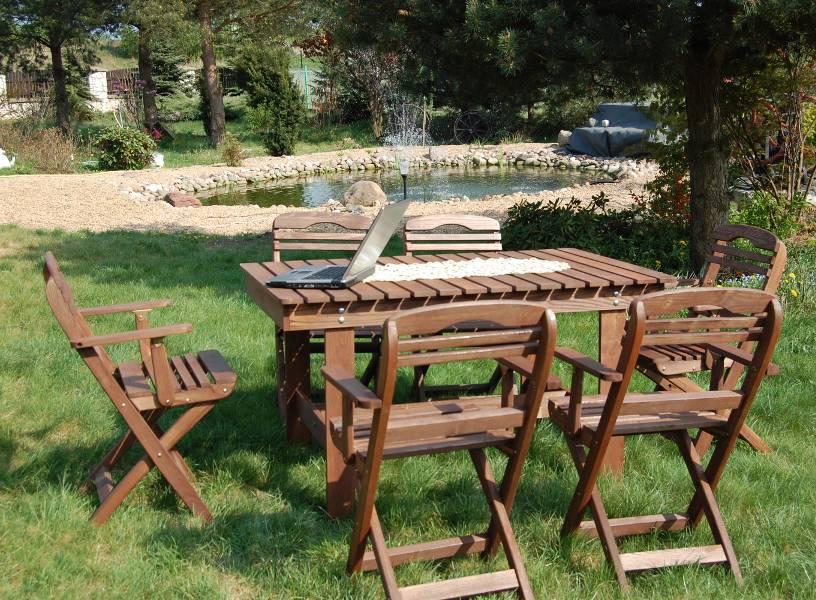 Sklep Nomi Meble Ogrodowe : Meble ogrodowe  zestaw ogrodowy Tosca II  Zestawy ogrodowe